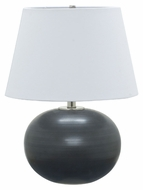 House of Troy GS700-BM Scatchard Black Matte Finish 15  Wide Table Lighting