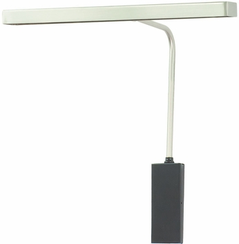 House of Troy HLEDZ12-52 Horizon Satin Nickel LED 12  Picture Lighting
