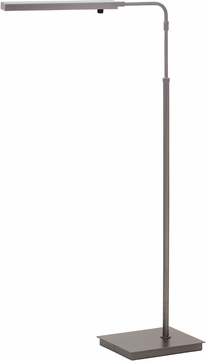 House of Troy HLEDZ600-GT Horizon Task Modern Granite LED Lighting Floor Lamp