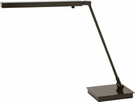 House of Troy HLEDZ650-ABZ Horizon Task Modern Architectural Bronze LED Desk Lamp
