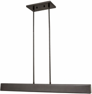 House of Troy HORP28-OB Horizon Oil Rubbed Bronze LED 28  Kitchen Island Lighting