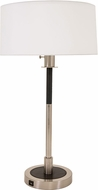 House of Troy HU950-SN Huntington Satin Nickel Table Lamp Lighting