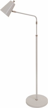 House of Troy K100-GR Kirby Modern Gray LED Floor Lamp
