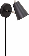 House of Troy K175-BLK Kirby Modern Black LED Wall Sconce