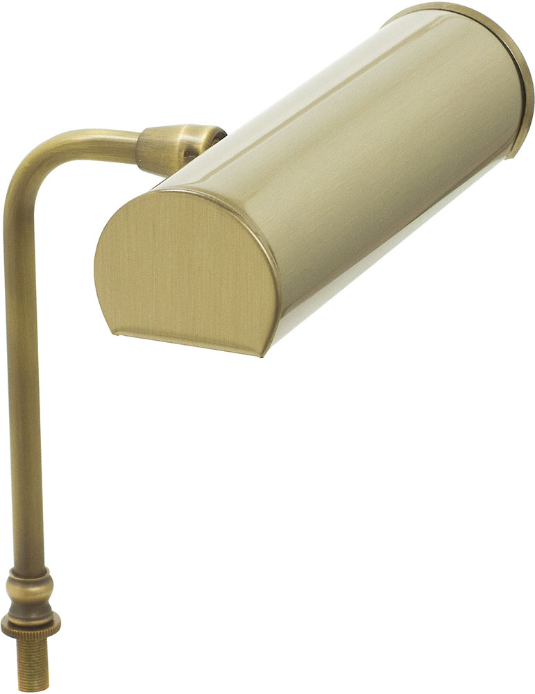 house of troy labled7 71 advent antique brass led battery operated