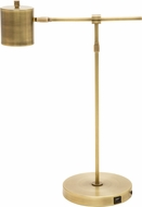 House of Troy MO250-AB Morris Antique Brass LED Table Lamp