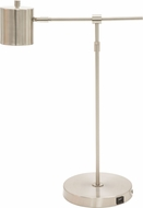 House of Troy MO250-SN Morris Satin Nickel LED Table Lighting