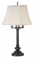 House of Troy N650-OB Newport 30 Inch Tall Oil Rubbed Bronze Finish Traditional Table Lamp Lighting
