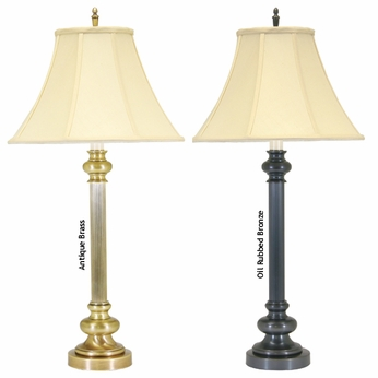 House of Troy N652 Newport Traditional Table Lamp