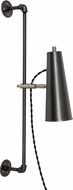 House of Troy NOR375-GTSN Norton Granite with Satin Nickel Accents LED Wall Lamp