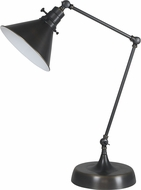 House of Troy OT650-OB-MS Otis Oil Rubbed Bronze Table Lamp Lighting