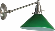 House of Troy OT675-SN-GR Otis Satin Nickel Wall Swing Arm Lighting