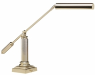 House of Troy P1019162 P10-191 Balance Arm Piano Lamp in Polished Brass