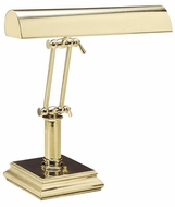 House of Troy P14201 P14-201 Fourteen Inch Piano Lamp in Polished Brass