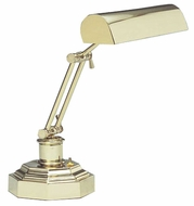 House of Troy P14203 P14-203 Fourteen Inch Piano Lamp in Polished Brass