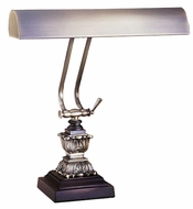 House of Troy P14232C72 P14-232 Fourteen Inch Piano Lamp in Antique Brass & Cordovan