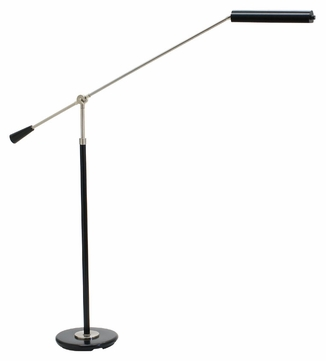 House of Troy PFLED-527 Grand Piano LED 26 to 54 Inch Tall Transitional Piano Floor Lamp