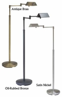 House of Troy PIN400 Pinnacle Contemporary Swing Arm Floor Lamp
