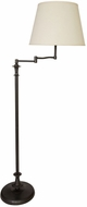House of Troy RA301-OB Randolph Oil Rubbed Bronze Floor Lamp Lighting