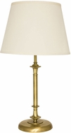 House of Troy RA350-AB Randolph Antique Brass Side Table Lamp