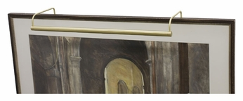 House of Troy SL40 Slim-line Lage 40 Inch Wide 8 Light Art Lamp With Finish Options