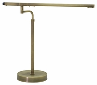 House of Troy SLED550-AB Slim-line Antique Brass Finish 18 Tall LED Task Lamp