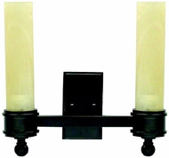 House of Troy WL601OB WL601-2 Double Wall Sconce in Oil Rubbed Bronze