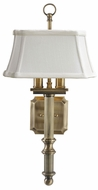 House of Troy WL616AB WL616 Wall Lamp in Antique Brass