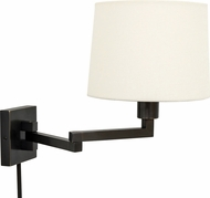 House of Troy WS720-OB Wall Swing Arm Oil Rubbed Bronze Wall Swing Arm Lamp