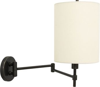 House of Troy WS721-OB Wall Swing Arm Oil Rubbed Bronze Swing Arm Wall Lamp
