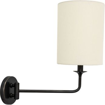 House of Troy WS723-OB Wall Swing Arm Oil Rubbed Bronze Wall Swing Arm Lamp