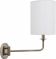 House of Troy WS723-PN Wall Swing Arm Polished Nickel Swing Arm Wall Lamp