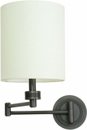 House of Troy WS775-OB Decorative Oil Rubbed Bronze Wall Swing Arm Lamp