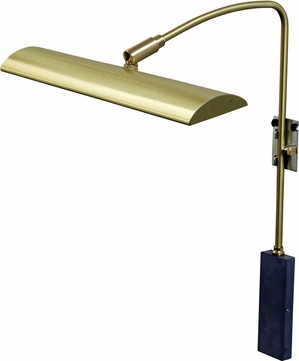 House of Troy ZLEDZ12-51 Zenith Satin Brass LED 12  Painting Light Fixture