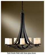 Hubbardton Forge 101283 Berceau 7-Light Chandelier