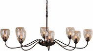 Hubbardton Forge 101309 Oval Lighting Chandelier