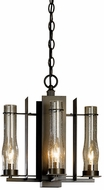 Hubbardton Forge 103250 New Town Mini Hanging Chandelier