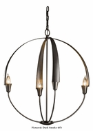 Hubbardton Forge 104203 Cirque Large 25 Inch Diameter Chandelier Light Fixture