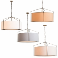 Hubbardton Forge 104255 Bow 30  Drum Lighting Pendant