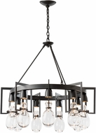 Hubbardton Forge 104360 Apothecary Chandelier Light