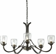 Hubbardton Forge 105011 Aubrey Chandelier Light