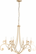 Hubbardton Forge 105055 Bella Chandelier Light
