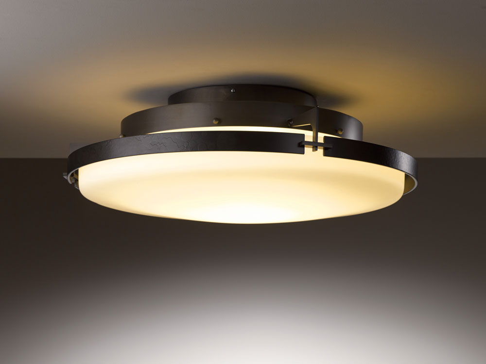 Hubbardton forge 126747d metra 243 wide led ceiling light fixture hubbardton forge 126747d metra 243nbsp wide led ceiling light fixture loading zoom aloadofball Choice Image