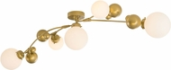 Hubbardton Forge 128715 Sprig Ceiling Lighting
