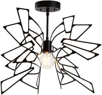 Hubbardton Forge Vermont Modern 129022 Monarch Ceiling Lighting