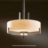 Hubbardton Forge 13-6403 Axis Medium 19 Inch Diameter Pendant Light Fixture