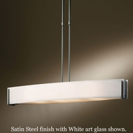 Hubbardton Forge 13-7610 Intersections Large Adjustable Pendant
