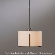Hubbardton Forge 13-9590 Exos Small Single Shade Adjustable Pendant