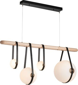 Hubbardton Forge 131043 Derby LED Island Lighting