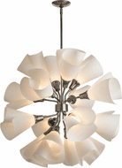 Hubbardton Forge 134506 Mobius LED Chandelier Lamp